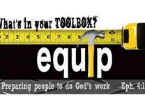 Prepare people to do God's work 3